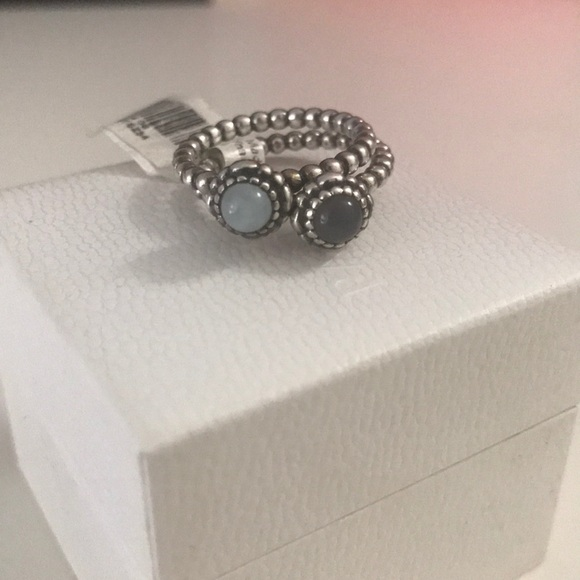 c9c8f666f Pandora Jewelry | Authentic Retired Birthday Blooms Ring | Poshmark